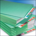 Environmentally Friendly File Folders