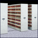 Electrical Movable Shelving