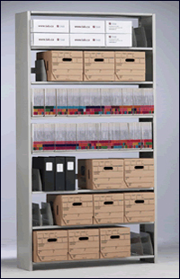 Four-Post Shelving